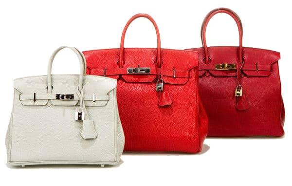 Birkin handbags