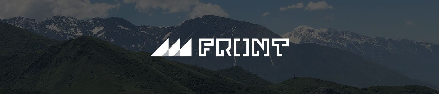Conference logo overlayed on Utah mountains.