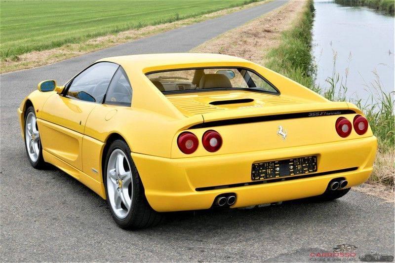 Ferrari F355 F1 GTB, 1 owner, 38.000 km afbeelding 24