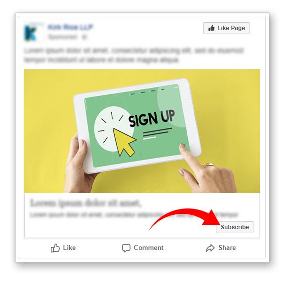 Social Media Ads for Referral Program