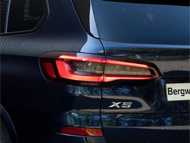 BMW X5 xDrive40i High Executive - M-Sport - 7-Zits - Luchtvering - Trekhaak - 7p afbeelding 9