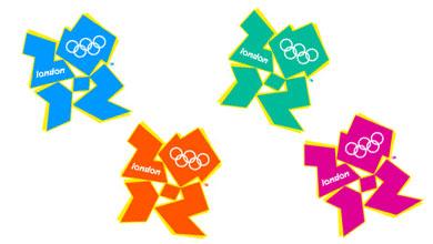 London 2010 Olympic Logos