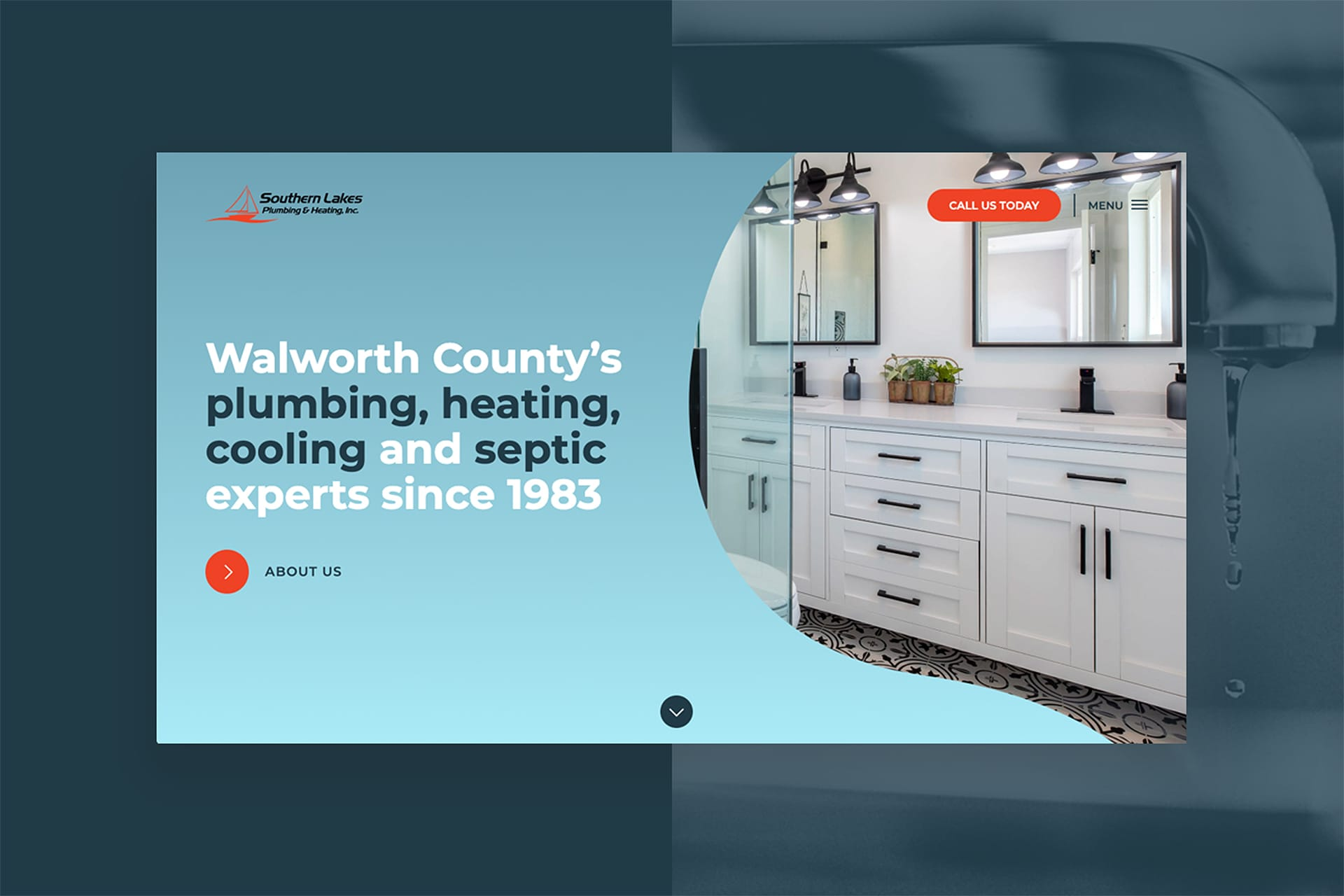 Southern Lakes Plumbing and Heating Homepage