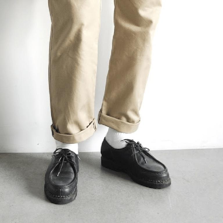 La Michael Paraboot, une icône du workwear franco-américain