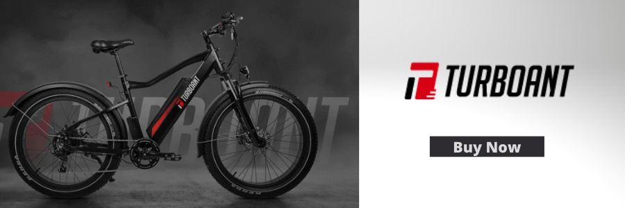 Turboant Electric Bike Review - Buy Now