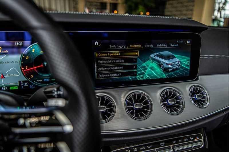 Mercedes-Benz E-Klasse Cabrio 300 AMG   Nieuw Model!   Head-up Display   Memory   Drivers Package   afbeelding 24