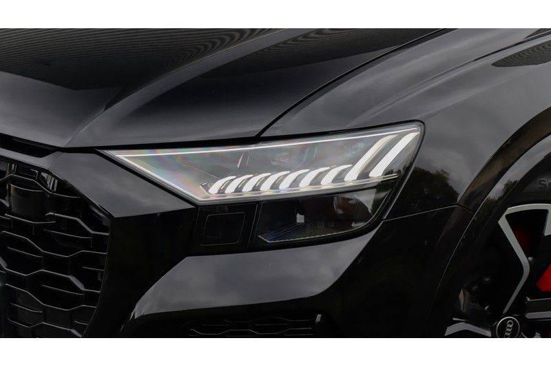 Audi RS Q8 4.0 TFSI Quattro RS Dynamic Plus, B&O, Keramisch, Panoramadak afbeelding 24