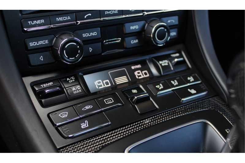 Porsche 911 3.8 Turbo 520pk PDK **E.dak/PCM/Carbon/Bose** afbeelding 14