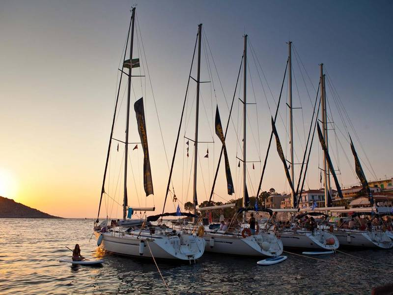A Greece sailing holiday… the perfect getaway