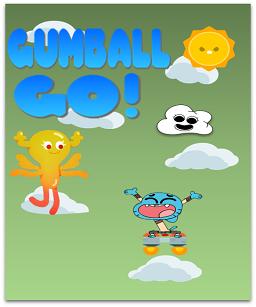 gumball online games