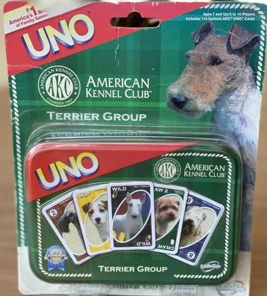 American Kennel Club Uno (Terrier Group)