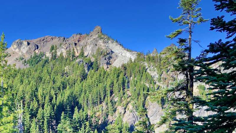 Devls Peak