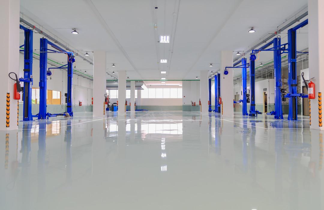 strip and wax floor jobs