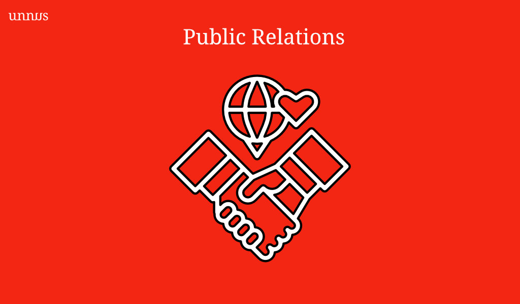 Illustration of Healthcare Public Relation