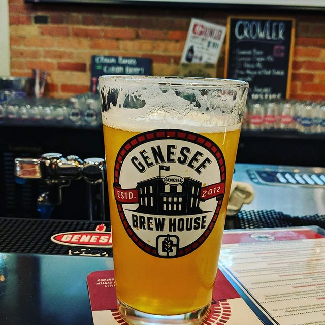 Photo from ◉The Genesee Brewery on Instagram at 11/27/19 at 8:16PM