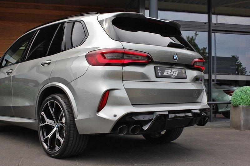 BMW X5 M Competition 4.4 V8 626pk **Pano./ACC/Elek.Trekhaak/HUD/Softclose** afbeelding 8