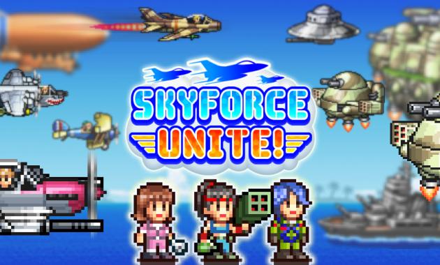 skyforce unite apk
