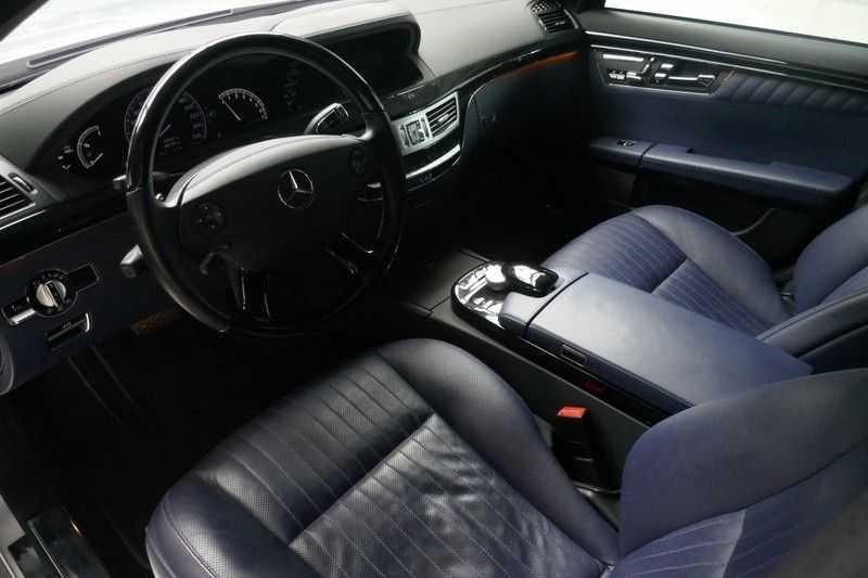 Mercedes-Benz S-Klasse 600 GUARD VR7 afbeelding 13