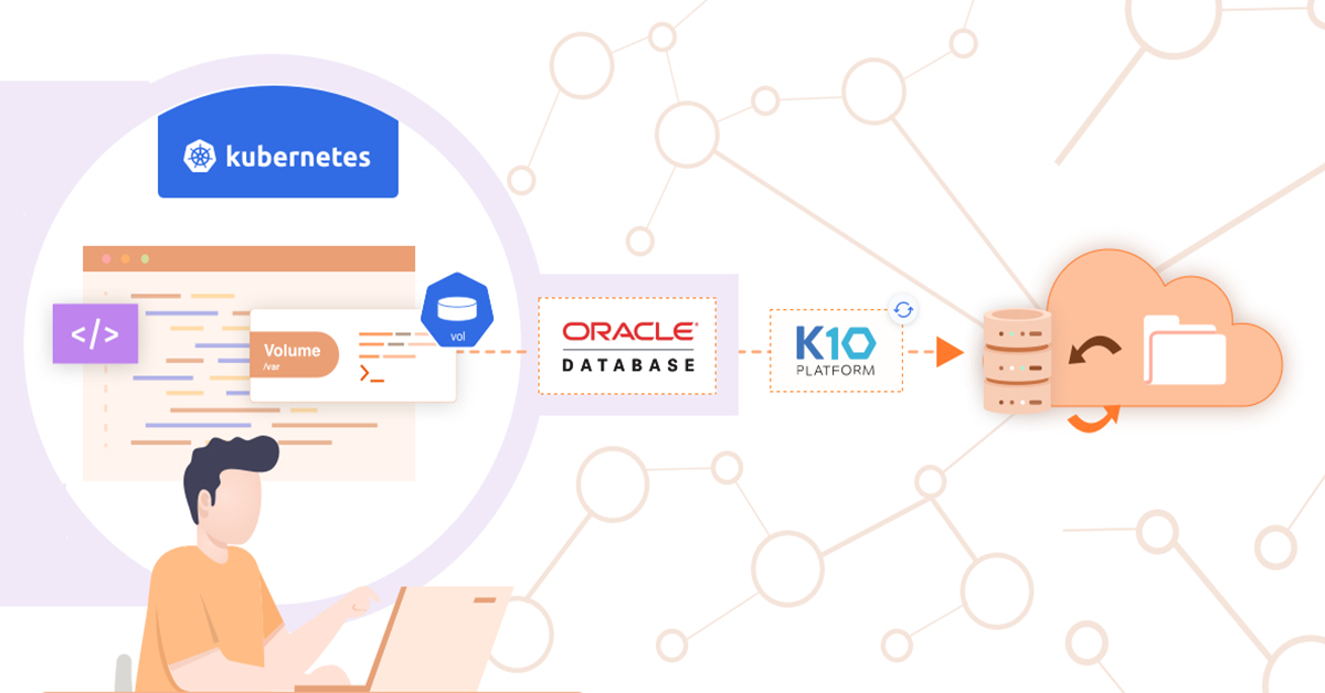 Oracle Database Backup & Recovery using K10 in Cloud-Native World