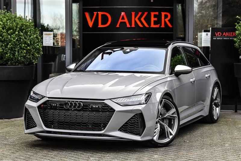 Audi RS6 DYNAMIC PLUS+CARBON+B&0 ADV.+ALC.HEMEL NP.254K afbeelding 1