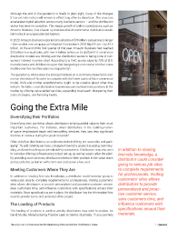Thriving in an E-Commerce World: Maximizing Brick-and-Mortar Distributor's Value Left