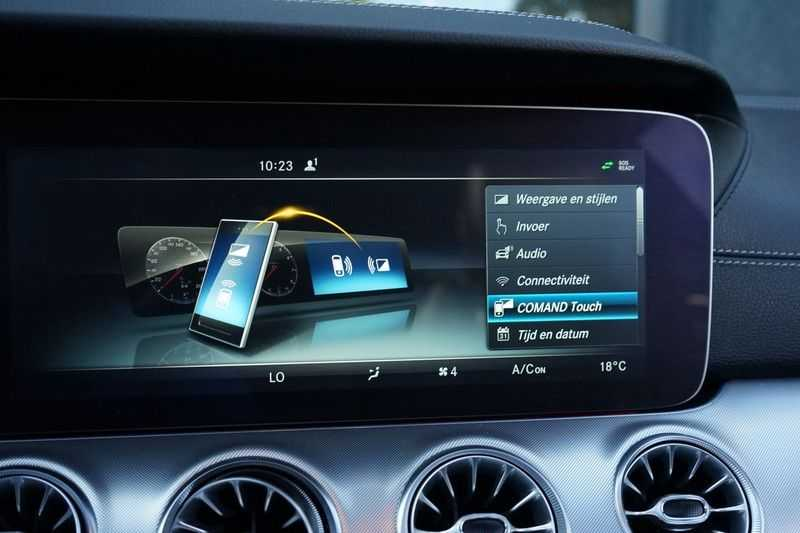 Mercedes-Benz E-Klasse Coupé 200 Premium Plus AMG, Pano, Burmester afbeelding 18