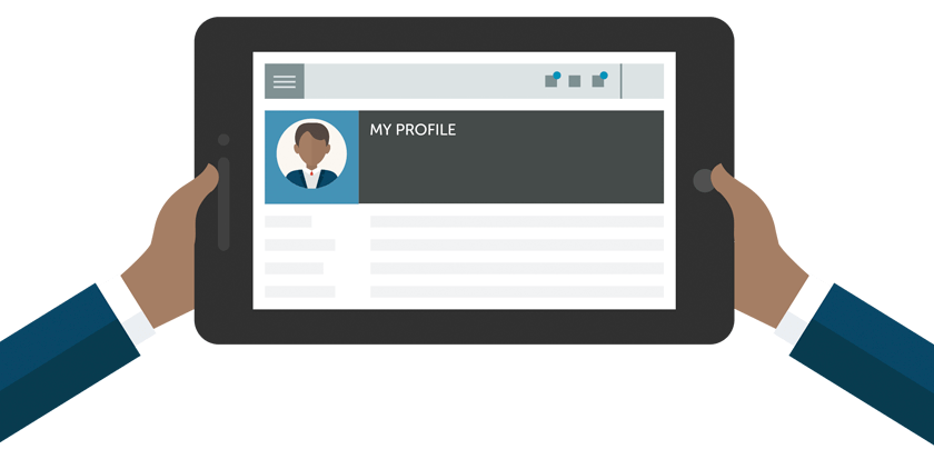 Creating your own profile