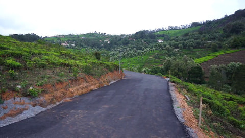 Plot 1 Hill Valley Enclave - Road connect two plots