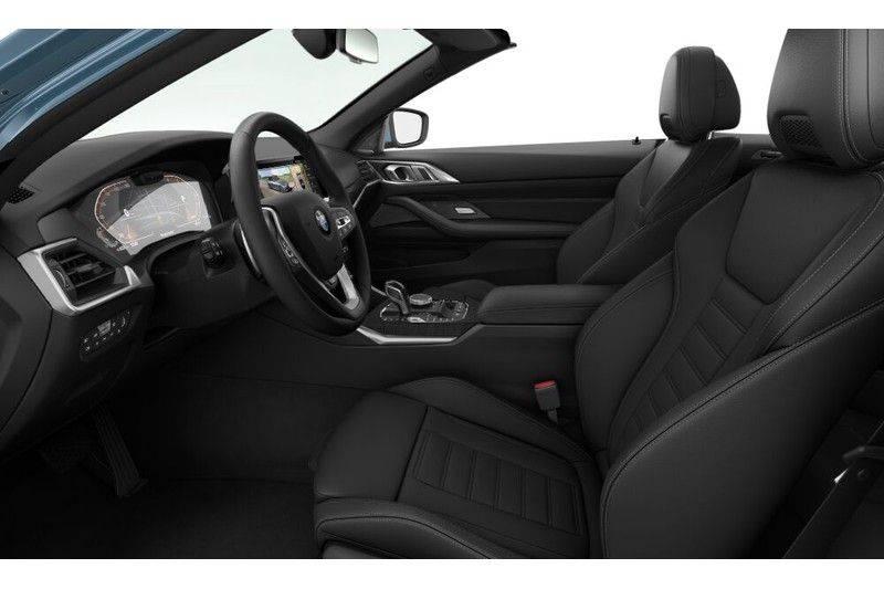 BMW 4 Serie Cabrio 420i High Executive - Head-up - Harman Kardon - Driving Ass. Prof afbeelding 2