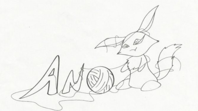 The Fox ANO Logo.