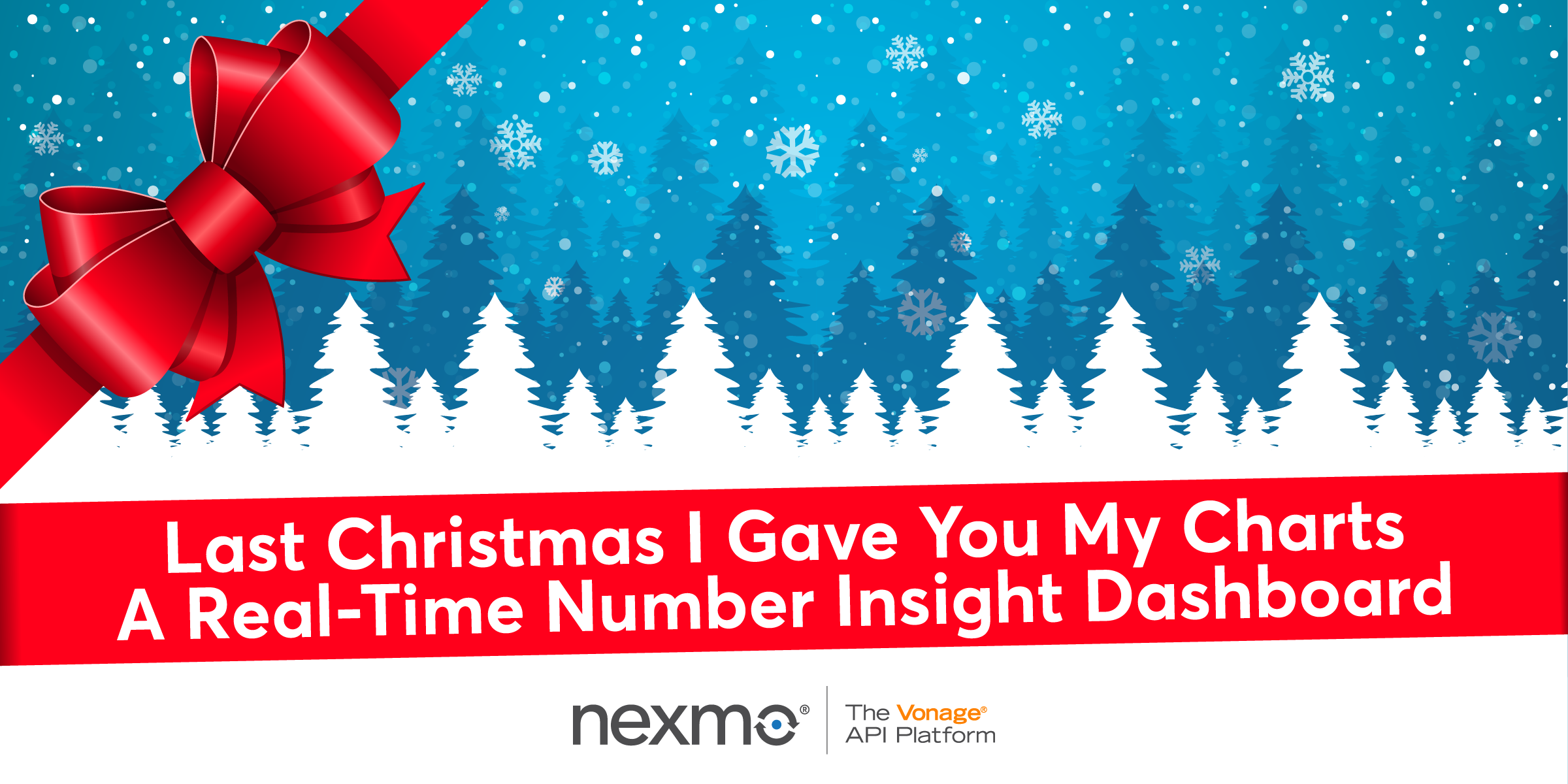 Last Christmas I Gave You My Charts: A Real-Time Number Insight Dashboard