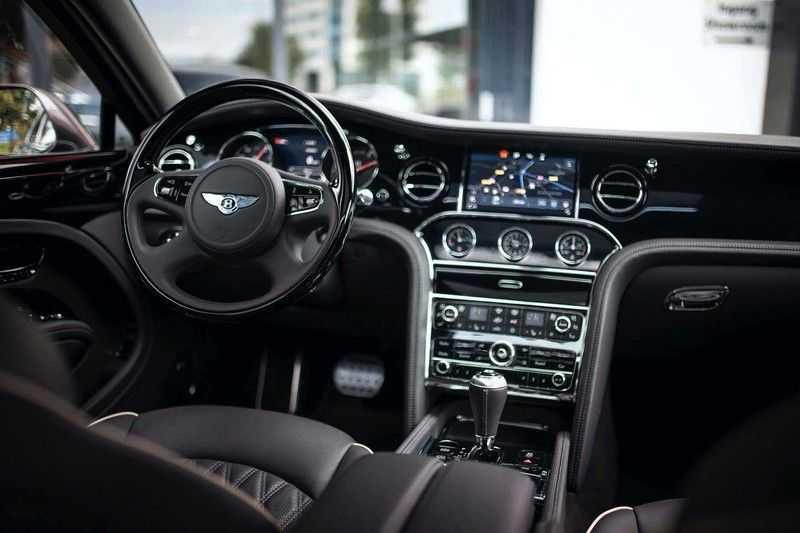 Bentley Mulsanne 6.7 Speed *Theatre / Picnic / Two-Tone* afbeelding 2