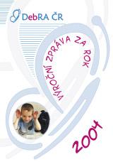 Výroční zpráva za rok 2004