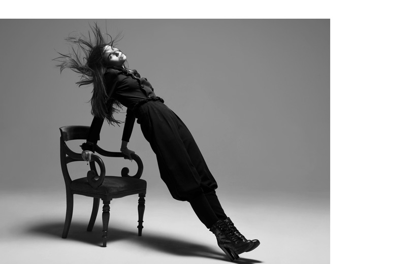 Elisabetta Cavatorta Stylist - Sven Baenziger