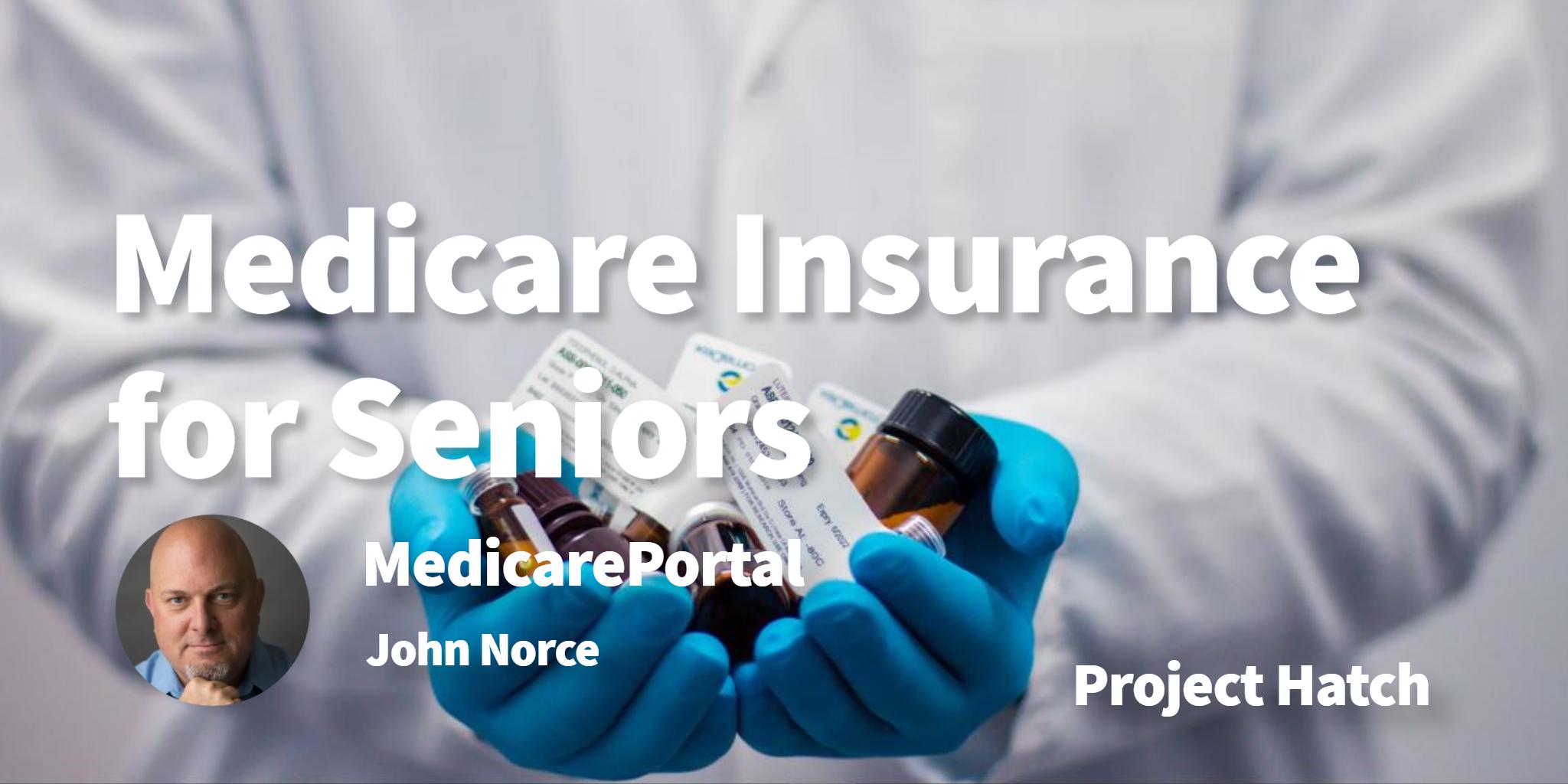 MedicarePortal John Norce
