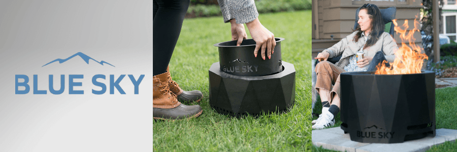Solo Stove vs. Blue Sky vs Breeo Review - Blue Sky Products