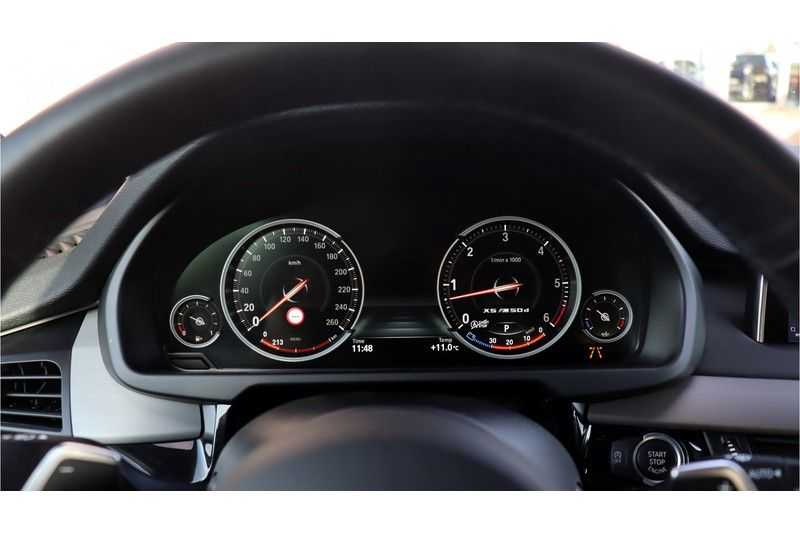 BMW X5 M50d High Executive, 7 pers, Harman/Kardon, Head-Up Display afbeelding 17