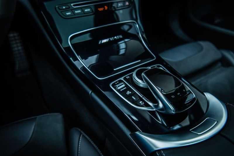 Mercedes-Benz C-Klasse 63 AMG, 476 PK, Pano/Dak, Distronic, Night/Pakket, Burmester, LED, Keyless, 30DKM, Nieuwstaat, BTW!! afbeelding 13