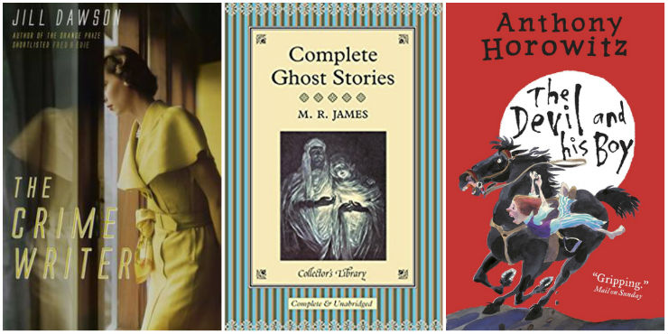 The Crime Writer, Complete Ghost Stories, The Devil and his Boy