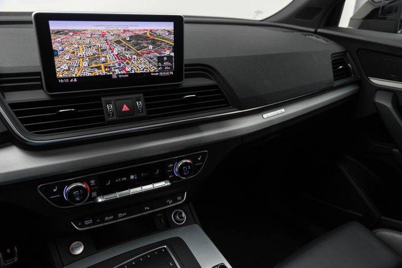 "Audi SQ5 3.0 TDI 347pk Quattro Black Edition Panoramadak Luchtvering Valconaleder B&O Keyless ACC Navi-High Matrix Camera 21""Performance Pdc Verlengde fabrieksgarantie afbeelding 25"