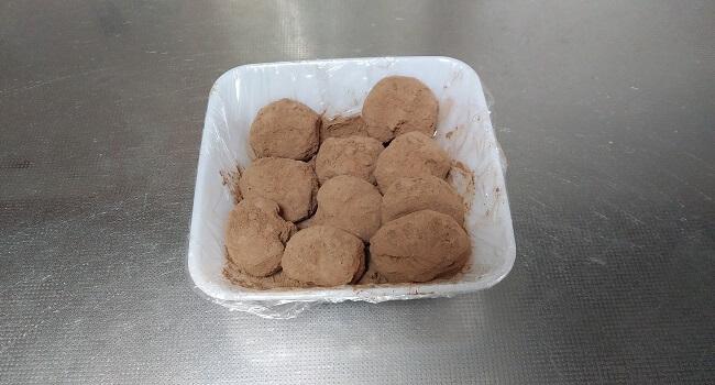 生チョコクランチ