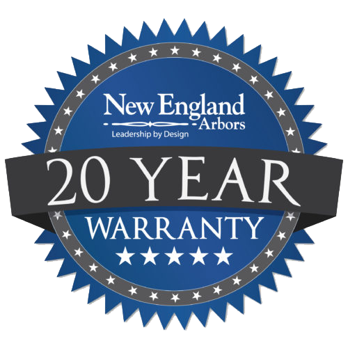 Nantucket Deluxe Arbor Warranty