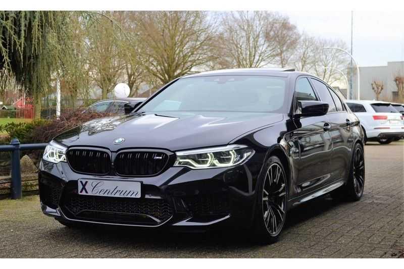 BMW M5 Schuifdak HK M Drivers Package M Stoelen afbeelding 1