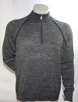 Tommy Bahama Di Sabbia Flip Half Zip Sweater