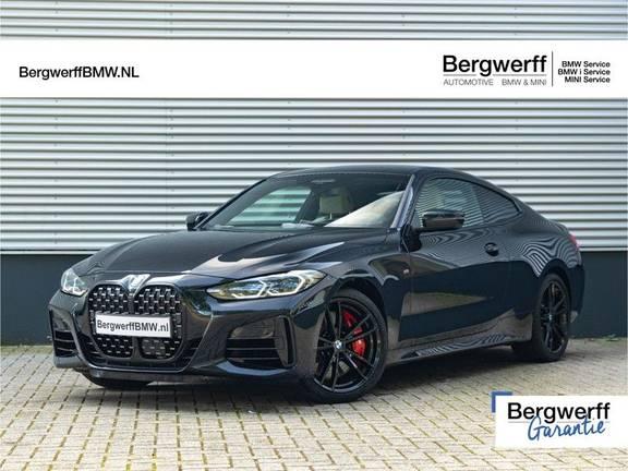 BMW 4 Serie Coupé M440i xDrive - High Executive - M-Remmen - Harman Kardon - Driving Ass Prof