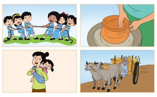 Gambar di Halaman 7 Buku Tematik Tema 7 Kelas 4 SD