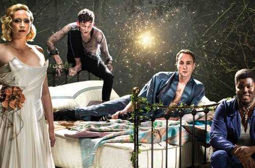 A Midsummer Night's Dream - National Theatre at Home