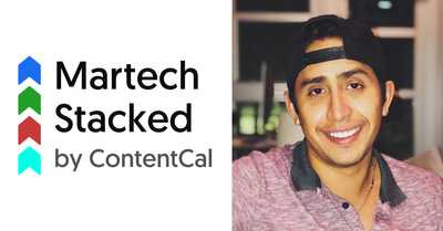 Martech Stacked Episode 15: How to build better customer relationships through messenger-based experiences - David Abrams image