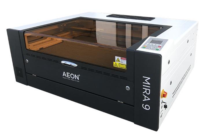 Aeon Mira 9 laser front view