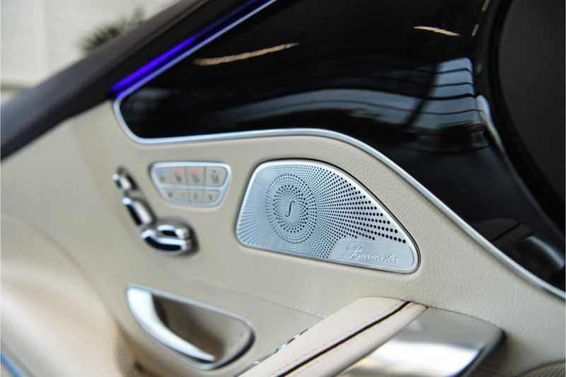 Mercedes-Benz S-Klasse Cabrio 560 | Swarovski | Burmester | 360 graden | Distronic | afbeelding 8